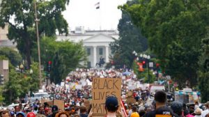 امریکہ: نسلی تعصب اور ریاستی جبر کیخلاف عوامی تحریک کے بڑھتے قدم